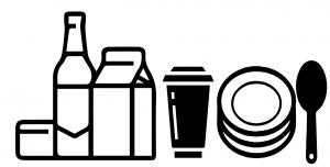 Packaging Material/ Disposable Crockery