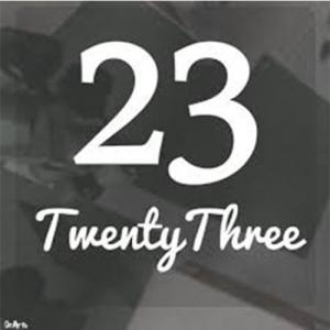 TWENTY THREE